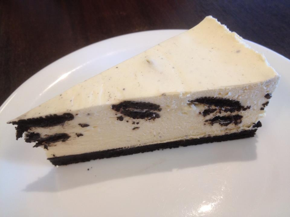 Secret Recipe Oreo Cheesecake