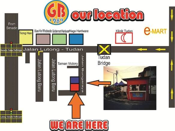Good1989Burger location map