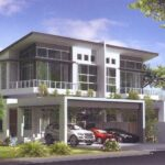 Bayshore Villa - Double Storey Semi-Detached Type A