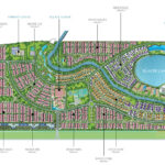 SouthLake Permyjaya Master Plan Map Miri City
