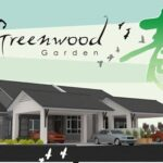 GreenWood 10 units Single Storey Semi Detached Houses