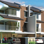 townhouse in Miri City