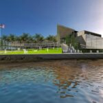 Miri City Hall Project Water View