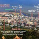 Miri City Skyview Map