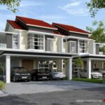 Kan Jia Garden 4 Double Storey Semi Detached