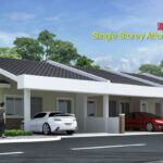 Lakeshore Villa Single Storey Affordable Terrace House