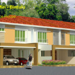 Lot 1337 Jalan Miri - Bintulu Double Storey Terrace House