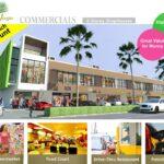 Taman LambirJaya - Commercial 2-Storey ShopHouses