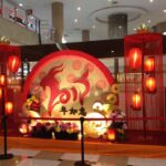 2015 Year of Goat CNY Decoration