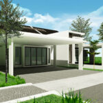 Curtin Water Single Storey Semi Detached House Phase 2
