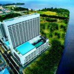 Skyview of Pullman Hotel Miri Infinity Pool