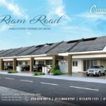 Riam Riam Miri New Single Storey Terrace (20 Units)