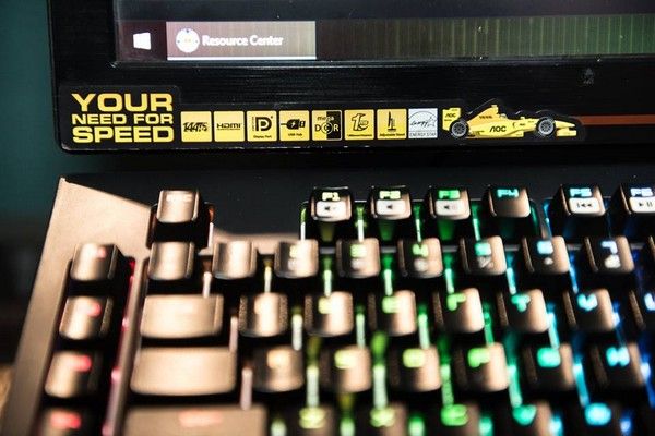 First Cybercafe Fully Powered by Razer Chroma Gears in Miri